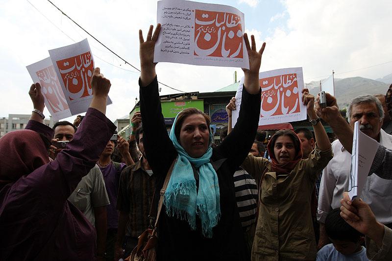 Risultati immagini per جنبش زنان ایران