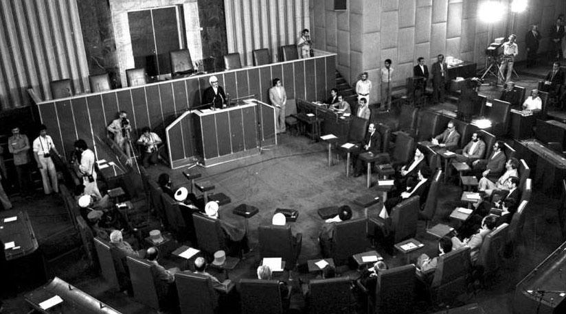 انتخاب شورای عالی قضایی