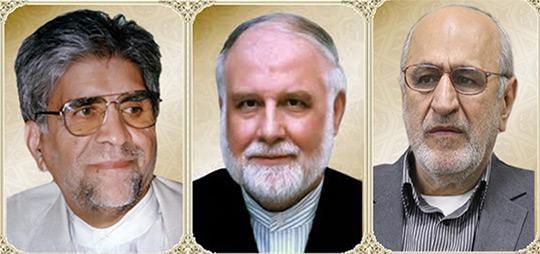 معرفی حقوقدانان جدید به شورا