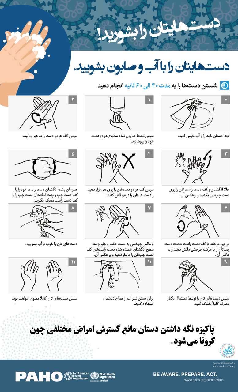 wash-hands-soap-water-farsi